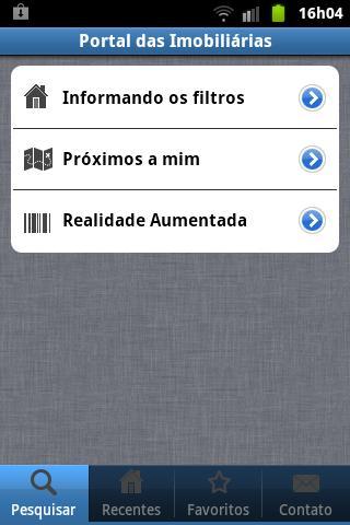 Portal das Imobiliárias - screenshot