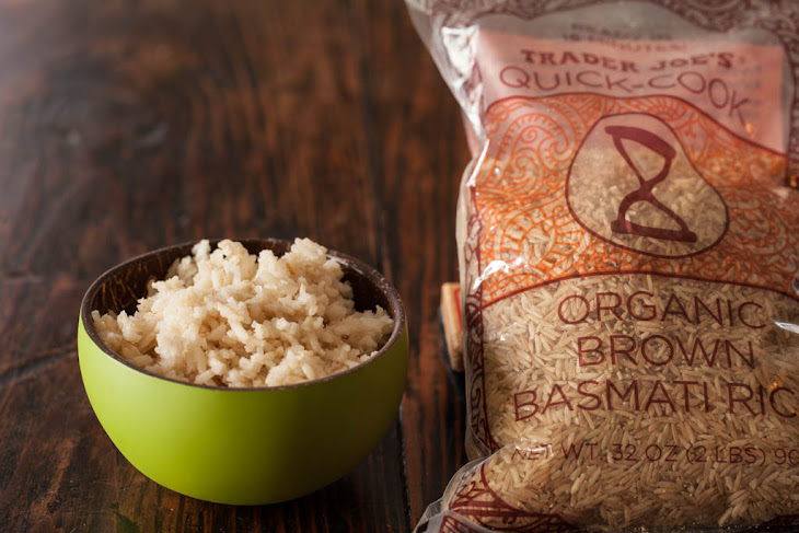 Quick Cooking Brown Rice in the Microwave Recipe