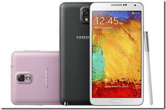 Samsung Galaxy Note 3 dan 10.1
