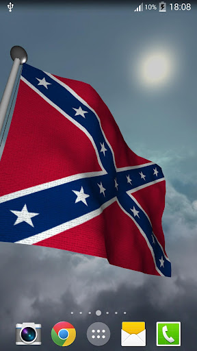 Confederate Flag - LWP