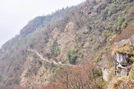 Trekking in Nepal: Poon Hill Trek  - intoarcerea