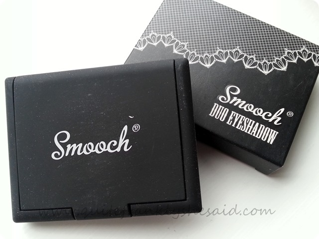 Smooch Eyeshadow Duo – Posh Tottie  Ladies Who Lunch