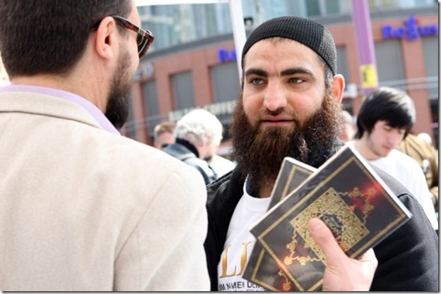 Free-Koran-Project-Sparks-Outcry-In-Germany