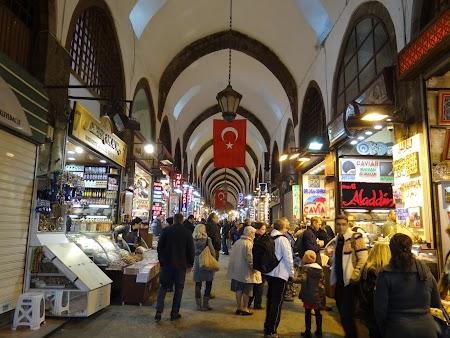 Obiective turistice Istanbul:  Bazarul egiptean