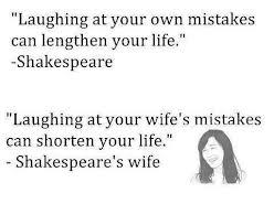 How to deal with your wife mistakes
