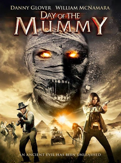 DAY OF THE MUMMY _poster