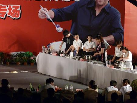 Emisiune TV: Master Chef China