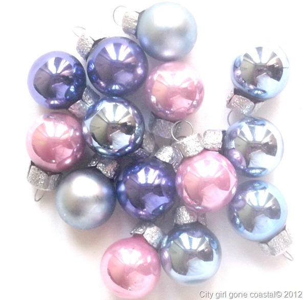 mini baubles