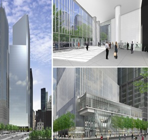 proyecto de arquitectura 4 World Trade Center