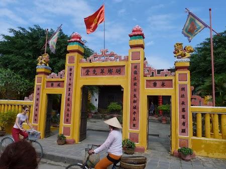 Obiective turistice Hoian: Poarta chinezeasca