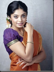 Actress Shikha in Saree Photo Shoot Stills