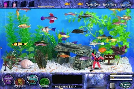 Fish Tycoon- screenshot thumbnail