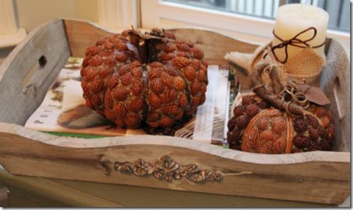 country living fair peach pit pumpkins
