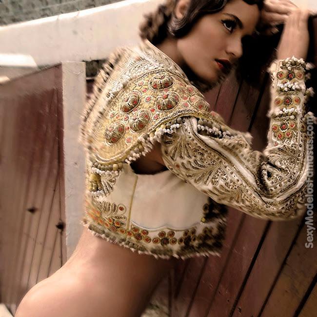 Ana Lucia Dominguez Desnuda SoHo Foto 19