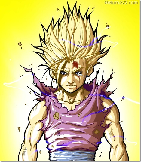Songohan_SSJ2_by_VergilDemon