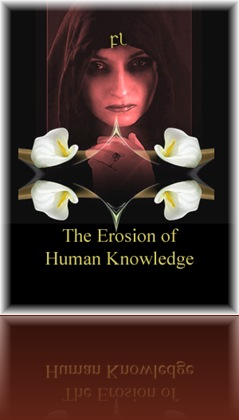 The Erosion of Human Knowledge Cover