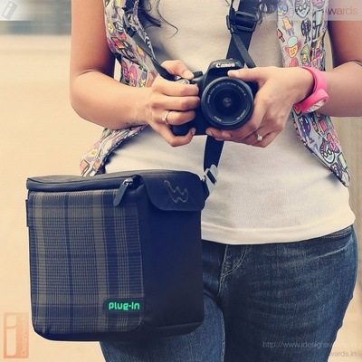 Camera Case, Design ANKIT VYAS