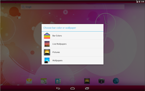 Colored Bars Launcher screenshot 6