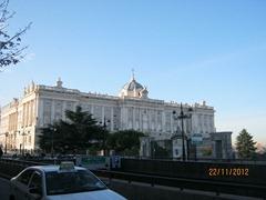 Королевская Резиденция в Мадриде
