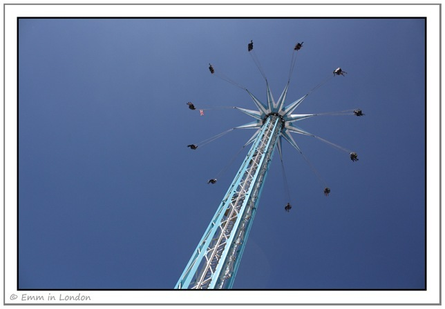 The Starflyer at Wonderground