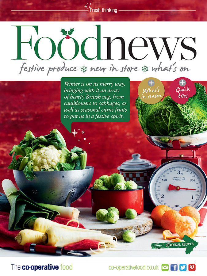 Co Op Food Magazine Recipes