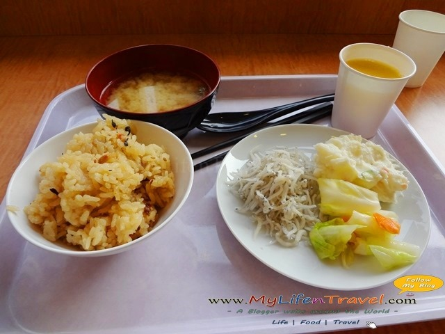 toyoko inn breakfast
