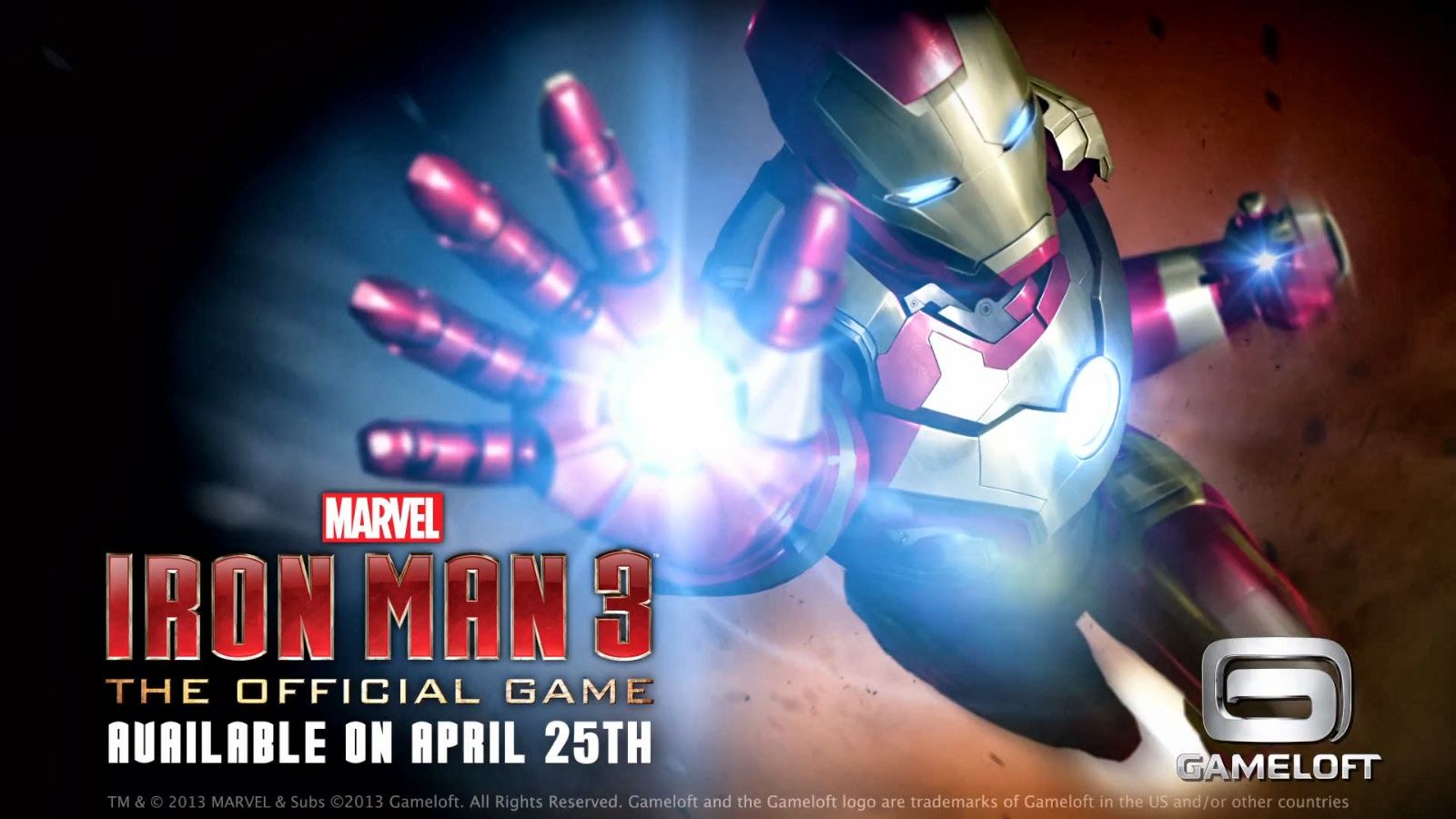 Iron Man 3 1.6.9g for Android - Download