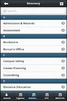 Screenshot of Fullerton College