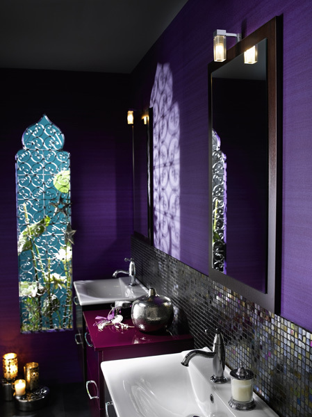 impressive Moroccan Bathroom Furniture and Inspiration from Delpha-