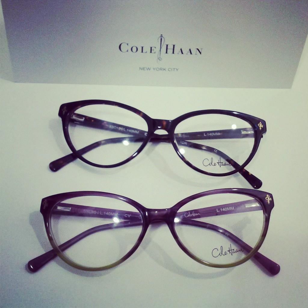 956f70e09 Muito amor por esses óculos de grau da grife americana Cole Haan! Estilos  de tendência, valorizados por conforto, qualidade e muita atitude. Cool!!!
