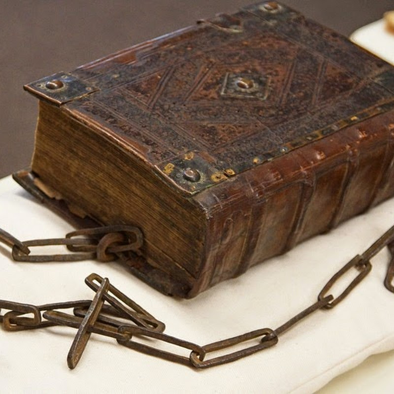 The Last Surviving Chained Libraries