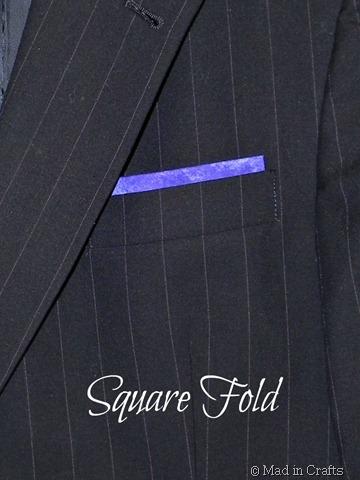square fold