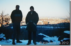 zamo & math TA in Montreal