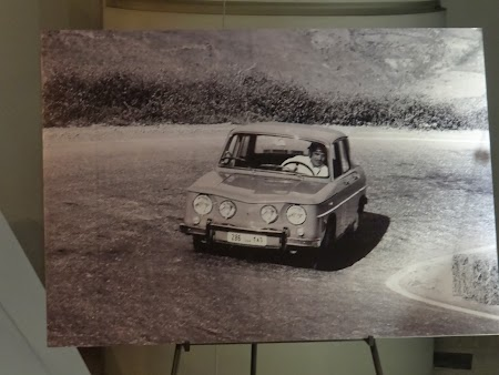 27. Regele Hussein si Dacia 1100.JPG