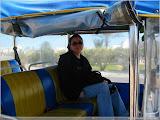 Fahrt mit dem Tuktuk