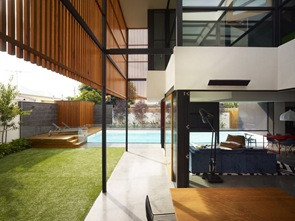 casa-moderna-Hope-Street-en-Geelong-West