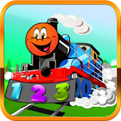Kids Number Train