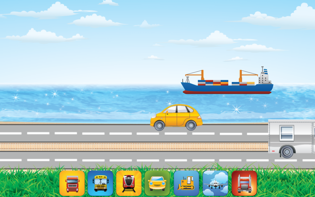 cute vehicles for toddlers android apps on google play