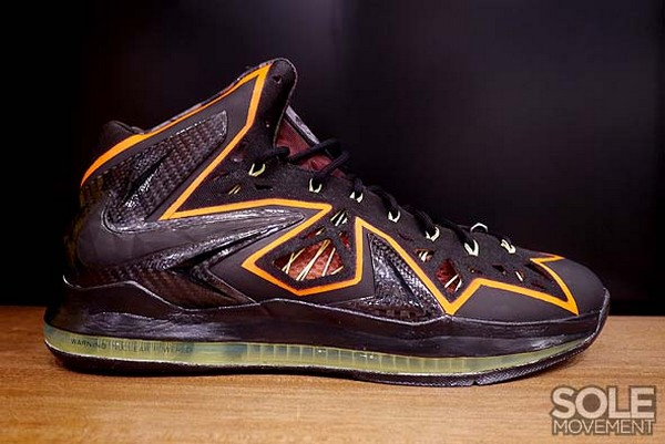 sports shoes e9c93 22037 Nike LeBron 10 Low