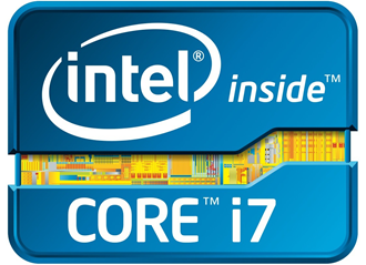 Intel Core i7 logo
