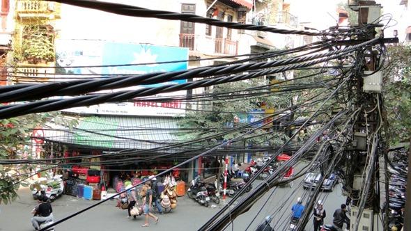 Hanói - Old Quarter