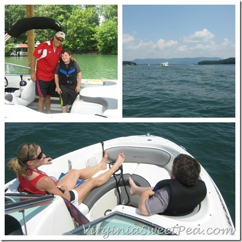 Smith Mountain Lake Boating