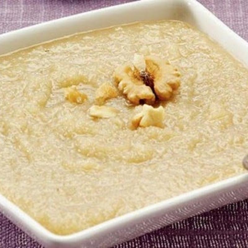 Salsa delle api (Sausa di Avije), ricetta tipica della cucina piemontese.