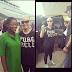 Amber Rose Arrives Lagos (PHOTOS)