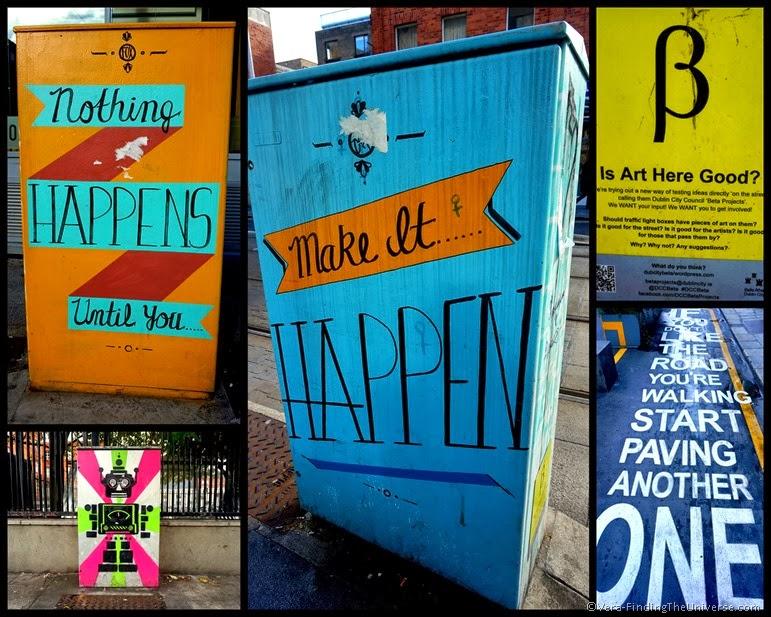 Dublin City Beta Projects - Street Art Dublin