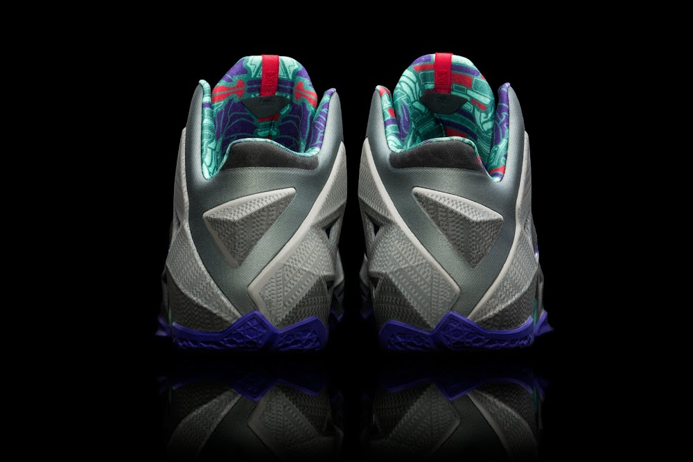 dc959dcf4852 ... King James Unveils LEBRON XI 8220Terracotta Warrior8221 Limited Edition  ...