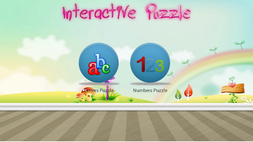 Interactive Puzzle For Toddler