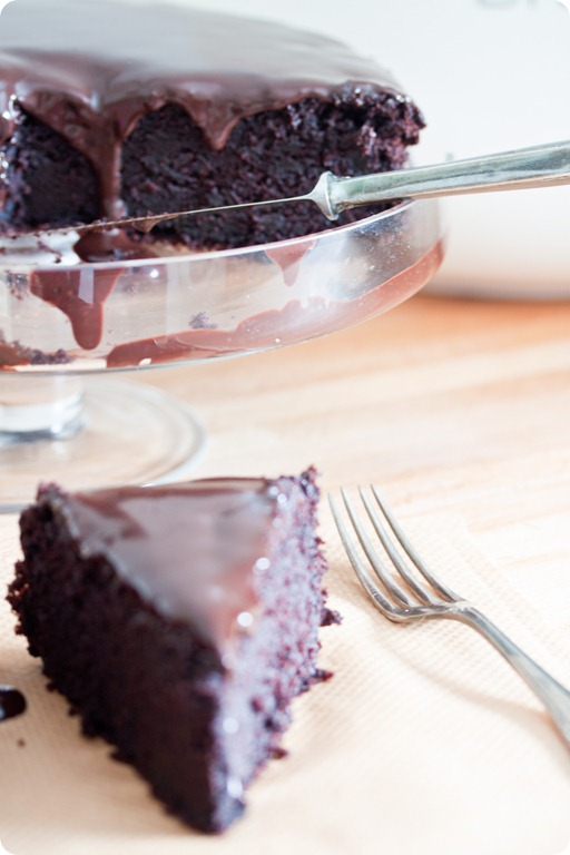 Beetroot chocolate cake (7 von 7)