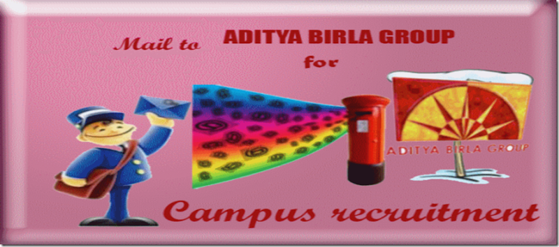 Aditya Birla Group Campus Recruitment