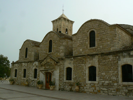 8. Obiective turistice Larnaca: Catedrala Sf. Lazar